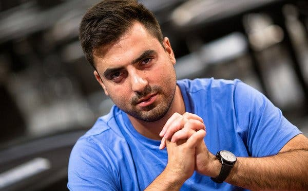 Pokerstars: Luis Rodríguez se postula como candidato a falta de 49 aspirantes en el €1K National