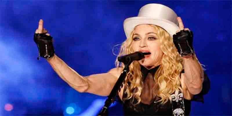 Madonna: sexagenaria, sexy, salida y superdotada