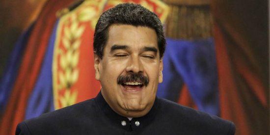 El dictador Nicolás Maduro: