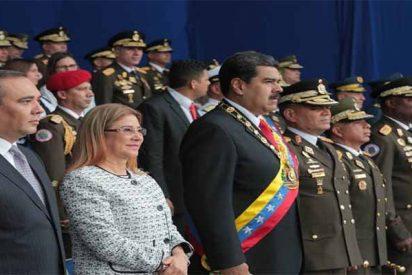 El tirano Maduro ratifica acusación en contra del presidente colombiano Juan Manuel Santos