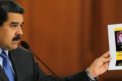Estas son las presuntas pruebas que el dictador Maduro presenta sobre el supuesto atentado fallido