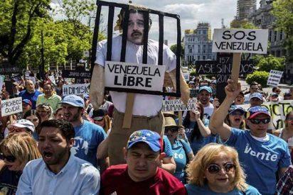 """El dictador Maduro """"se flipa"""" y califica de sabotaje el apagón durante el congreso del Partido Socialista Unido de Venezuela"""