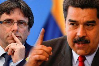 La televisión del dictador Maduro difunde en toda Latinoamérica un documental en apoyo del independentismo catalán