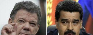 """Juan Manuel Santos: """"Veo cerca la caída del régimen de Maduro en Venezuela"""""""