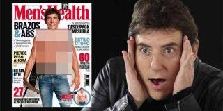 Manel Fuentes se desnuda para 'Men's Health' y supera el reto del 'six-pack'