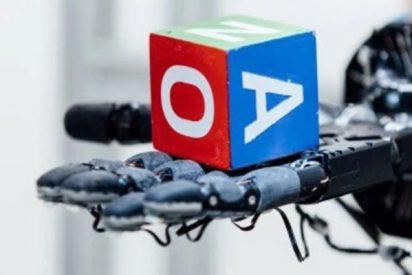 Así es la mano robótica que se mueve como la de un humano hecha por la Compañía de IA de Elon Musk