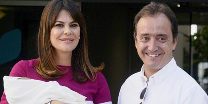 María José Suárez le da el 'Sí, quiero' a Jordi Nieto en Santorini