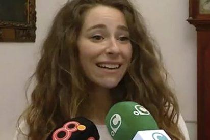 """'Borricos Sin Fronteras': María Romay, concejal de Podemos en Cádiz, """"va Moscú para vender el carnaval en Asia"""""""