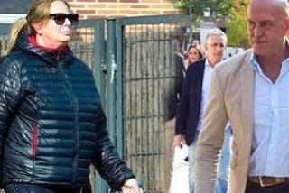 """Marián Flores atiza a su ex Kiko Matamoros: """"No se merece que hable de él porque es subirle el caché"""""""