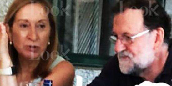 Así son las gallegas y modestas vacaciones del expresidente Mariano Rajoy