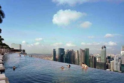 La piscina más famosa del mundo: Marina Bay Sands