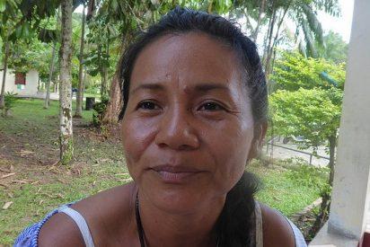 """Anitalia Pijache: """"Por primera vez la Iglesia empieza a ver diferente a los pueblos indígenas"""""""