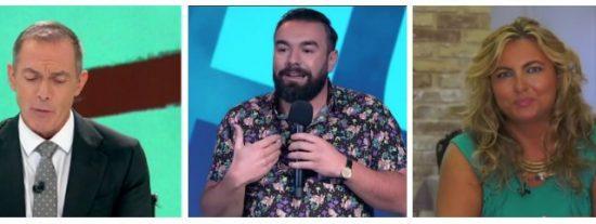 """La portavoz de los gitanos se pasea por laSexta para atacar al cómico Rober Bódegas: """"¡Mezquino, ruin!"""""""
