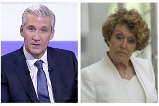 """Alfonso Ussía despelleja viva a Rosa María Mateo: """"Bajo esa máscara de simpática elementalidad había un descarado resentimiento"""""""