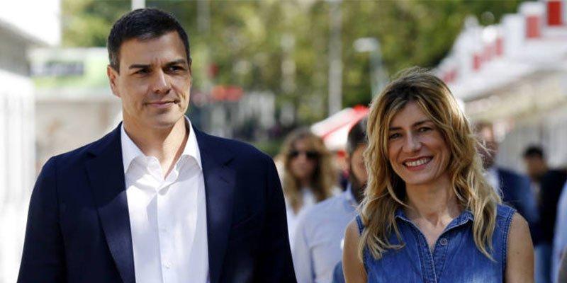 A Begoña Gómez, esposa de Pedro Sánchez, la 'enchufan' ahora en el Instituto de Empresa