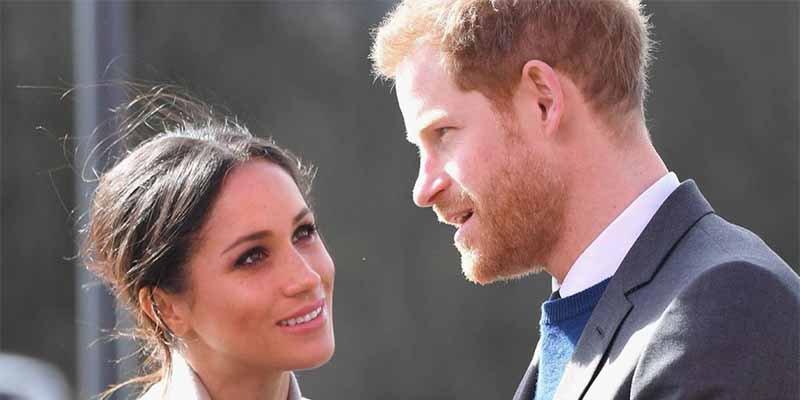 Crisis entre Meghan Markle y Harry por lo 'guarrete' que es el príncipe británico