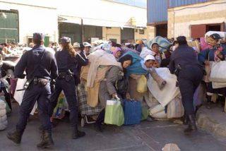 La ciudad de Melilla califica el cierre de la aduana de 'acto hostil e inamistoso' de Marruecos