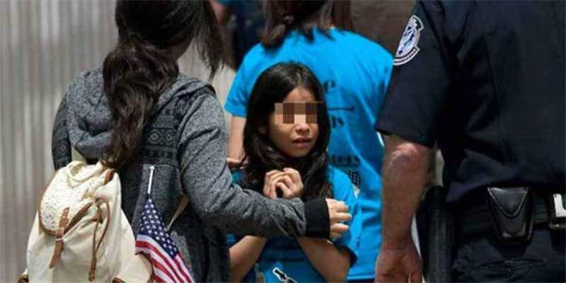 La administración Trump aún retiene 528 niños inmigrantes separados sus padres