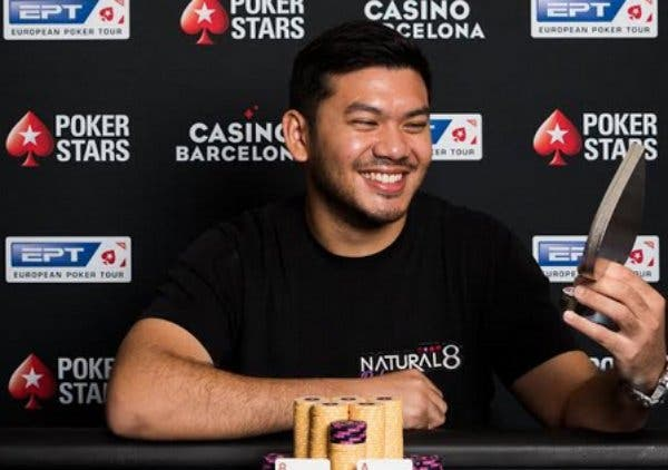 Michael Soyza gana el EPT Barcelona €10K Single Re-Entry por 302.500 euros