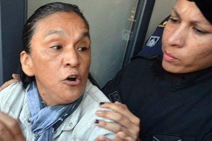 Ordenan el traslado a prisión de la líder indígena Milagro Sala en Argentina