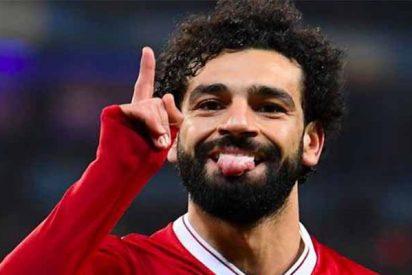 El Liverpool denuncia a Mohamed Salah a la policía... ¡por usar el móvil al volante!