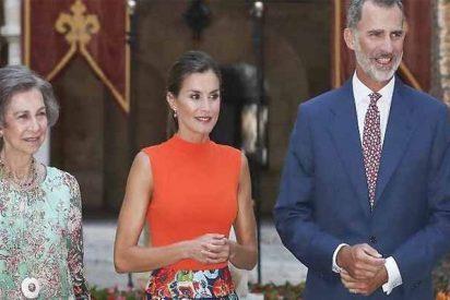 La prensa francesa ve la paz entre las reinas Letizia y Sofía como simple 'postureo'