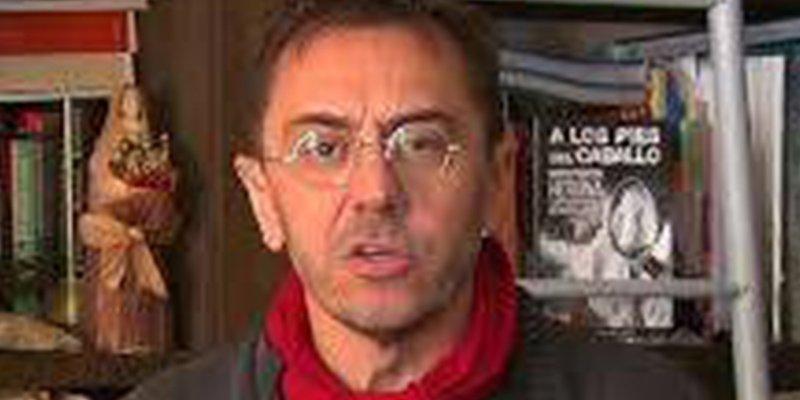 """Monedero se """"confunde"""" con el franquismo y le trituran por lo que oculta de Venezuela"""