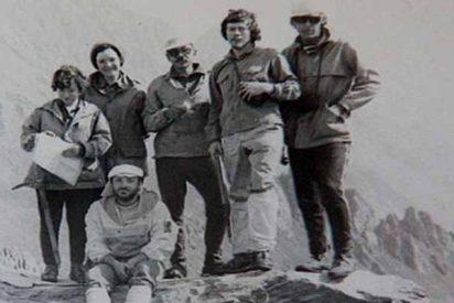 Encuentran el cuerpo momificado de una mujer que murió hace 31 años enterrada por una avalancha de nieve