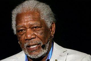 Twitter: Morgan Freeman protagoniza en España la muerte de Kofi Annan
