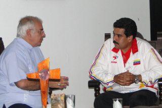 Mario Moronta pide a la Iglesia y a Maduro
