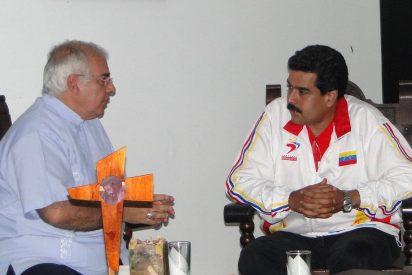 """Mario Moronta pide a la Iglesia y a Maduro """"tender puentes seguros de encuentro"""""""