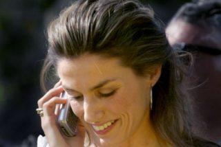 Alarma en la Casa Real: el móvil descontrolado de Letizia, una bomba contra el Rey Felipe