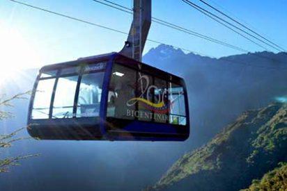 Teleférico de Mérida: Una de las obras de ingeniería más extremas de todos los tiempos