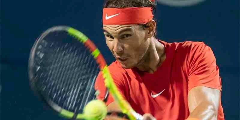 Rafael Nadal frena al fenómeno Tsitsipas y se consagra campeón del Masters 1000 de Toronto