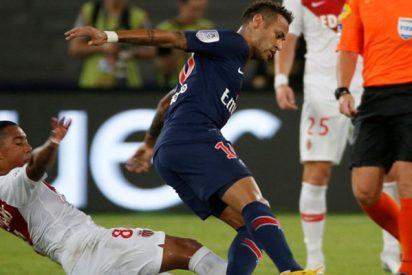 Neymar reaparece en un partido con el PSG y los rivales lo reciben así…