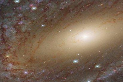 Así es NGC 6744, la hermana mayor de la Vía Láctea