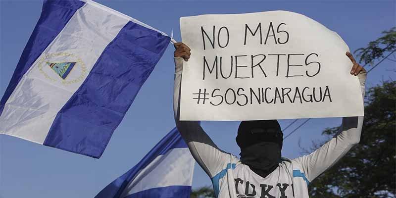 Comisión Interaméricada de Derechos Humanos exige lista oficial de muertos en Nicaragua