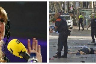 El mundo en vilo a la espera de lo que haga Gemma Nierga el 17-A: ¿pedirá que se dialogue con los terroristas islámicos?