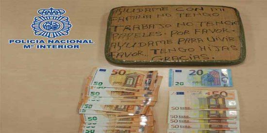 El nigeriano que ha cobrado 42.508 euros en ayudas sociales yendo de pobre y con una identidad falsa