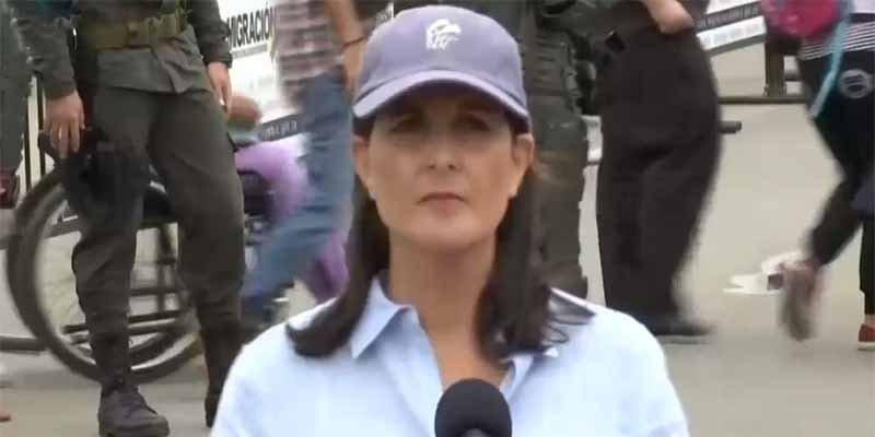 """Nikki Haley: """"El mundo tiene que darse cuenta de que Maduro es un dictador"""""""
