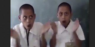 Estos dos niños mexicanos se convierten en reyes del 'beatbox' tras interpretar este tema