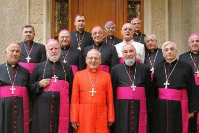 Los obispos caldeos instan a Teherán y Washington al camino del diálogo