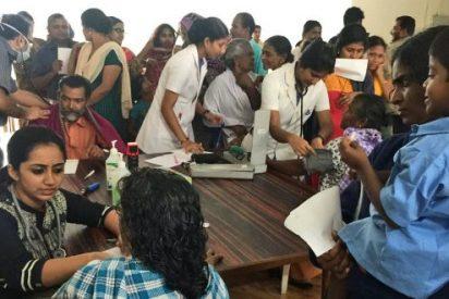 San Juan de Dios socorre a los miles de afectados por los monzones en India