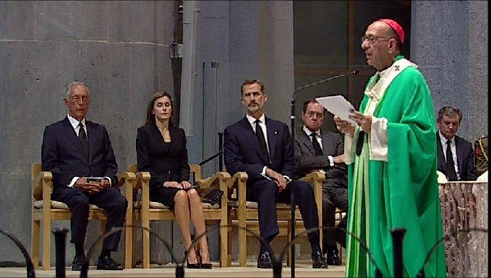 """Omella pide al clero de Barcelona que rece por las víctimas """"de la barbarie"""" del 17-A"""