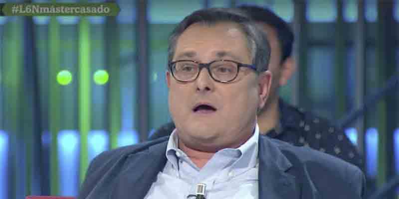 """El zasca de Paco Marhuenda a Hilario Pino: """"Te lo tienes que hacer mirar"""""""
