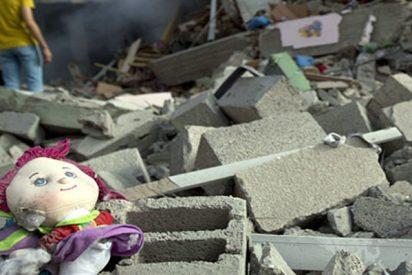 Así han quedado los sitios de Hamás tras los ataques aéreos israelíes en Palestina