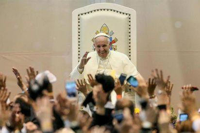 """Francisco recuerda que """"el cristiano no puede renunciar a soñar que el mundo cambie para bien"""""""