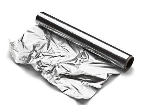 papel de aluminioi