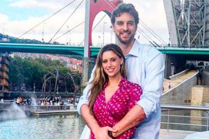 Las románticas vacaciones de Pau Gasol y su novia Catherine McDonell en España