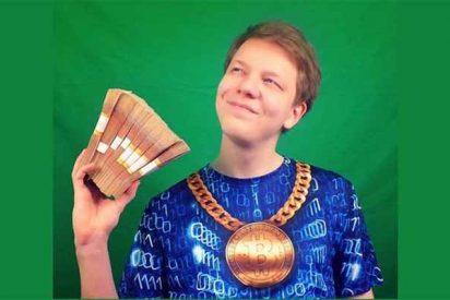 La trágica historia de Pavel Nyashin, el joven millonario en Bitcoins que presumía de fajos de billetes